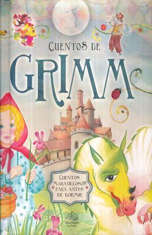 CUENTOS DE GRIMM. CUENTOS MARAVILLOSOS PARA ANTES DE DORMIR / PD.