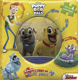 PUPPY DOG PALS MI PRIMER. LIBROS DE ROMPECABEZAS / PD.