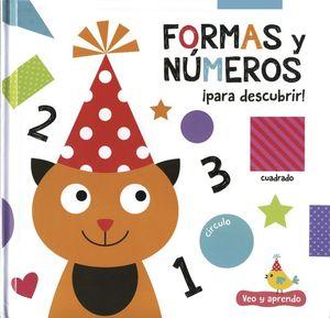 FORMAS Y NUMEROS PARA DESCUBRIR / PD.