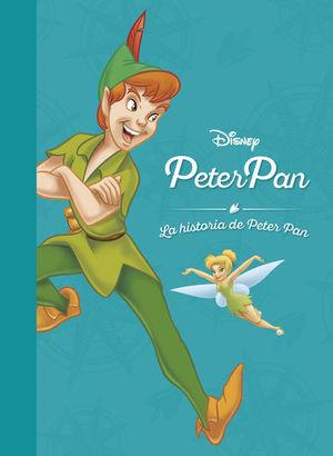 Peter Pan. La historia de Peter Pan / pd.