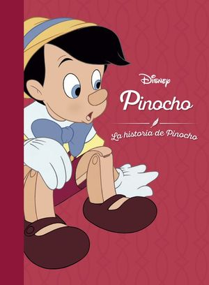 Pinocho. La historia de Pinocho / pd.