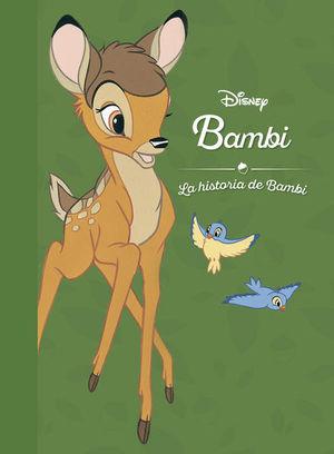 Bambi. La historia de Bambi / pd.