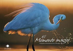 MOMENTO MAGICO, EL. FOTOGRAFIAS EXTRAORDINARIAS DE LA NATURALEZA / PD.