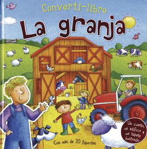 CONVERTILIBRO LA GRANJA / PD.