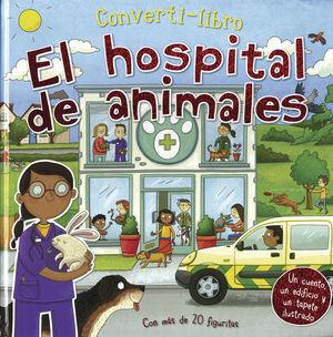 CONVERTILIBRO EL HOSPITAL ANIMALES / PD.