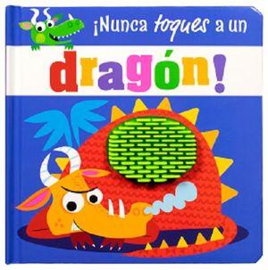 NUNCA TOQUES A UN DRAGON / PD.