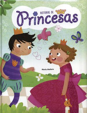 HISTORIAS DE PRINCESAS / PD.