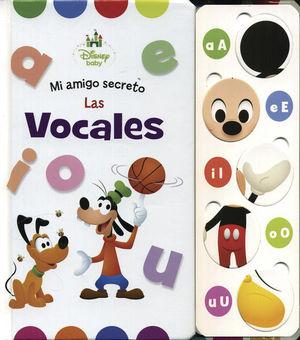 DISNEY BABY VOCALES / PD.