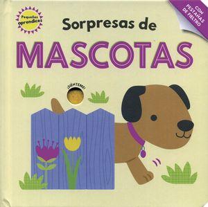 PEQUEÑOS APRENDICES. SORPRESAS DE MASCOTAS / PD.