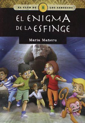 ENIGMA DE LA ESFINGE, EL