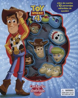 CONTACTO A LA DIVERSION TOY STORY 4 / PD.