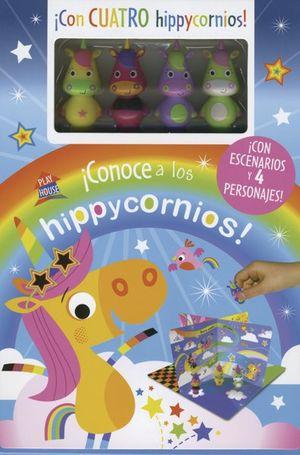 PLAYHOUSE. CONOCE A LOS HIPPYCORNIOS / PD.