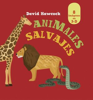 AMAZING POP UPS. ANIMALES SALVAJES / PD.