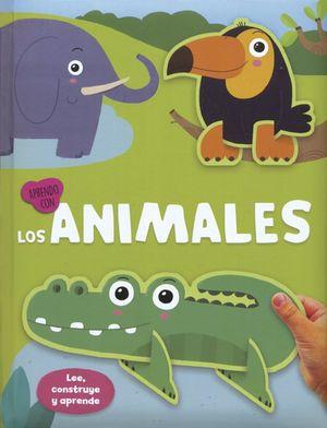 APRENDO CON LOS ANIMALES / PD.
