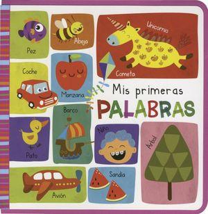 MIS PRIMERAS PALABRAS / PD.