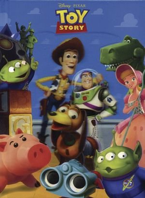 Historias animadas. Toy Story / pd.
