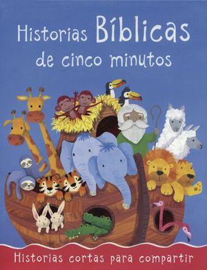 Historias bíblicas de cinco minutos