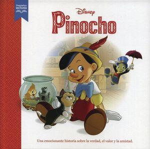 Pequeños lectores. Pinocho / Pd.