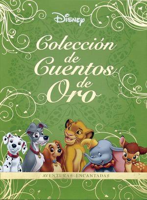 Disney animales. Colección cuentos de oro