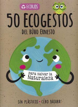 50 Ecogestos del búho Ernesto / pd.
