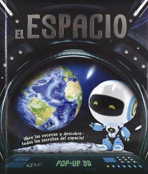 El Espacio. Pop up 3D / pd.