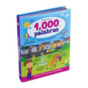 1,000 palabras. Inglés - Español / pd.