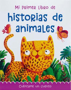 Mi primer libro de historias de animales