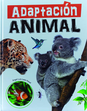 Megafauna. Adaptación Animales / pd.