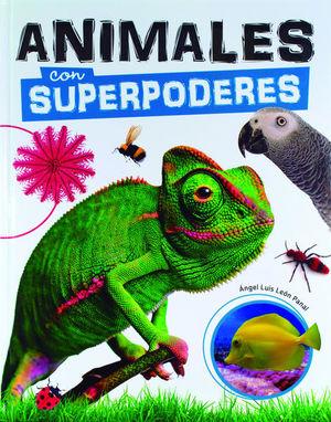 Megafauna. Animales con superpoderes / pd.