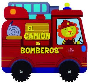 A rodar. El camión de bomberos / pd.