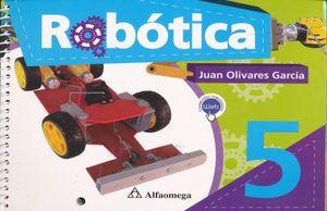 ROBOTICA 5 PRIMARIA (CONTENIDO INTERACTIVO WEB)