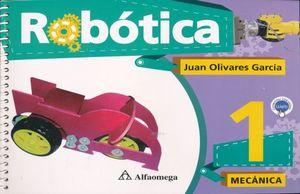 ROBOTICA 1 MECANICA PRIMARIA (CONTENIDO INTERACTIVO WEB)