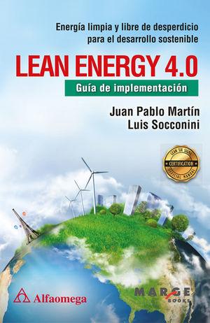 Lean Energy. Guía de implementación