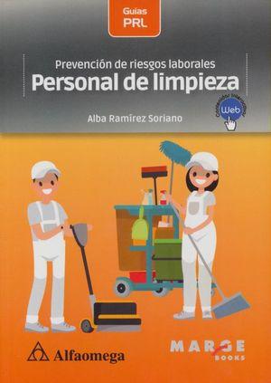 Prevención de Riesgos Laborales. Personal de limpieza