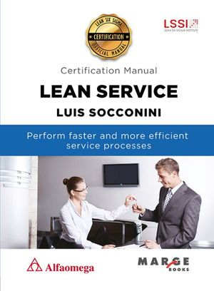 Lean Service. Certification Manual