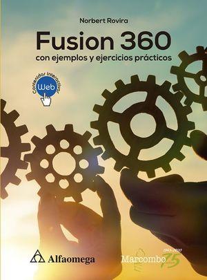 Fusión 360 con ejemplos y ejercicios prácticos