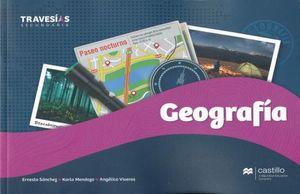 TRAVESIAS SECUNDARIA. GEOGRAFIA 1