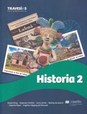TRAVESIAS SECUNDARIA. HISTORIA 2