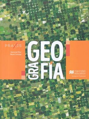 PRAXIS GEOGRAFIA 1. STUDENT BOOK