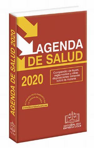 AGENDA DE SALUD 2019 (LINEA ECONOMICA)