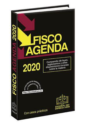 Fisco Agenda 2020 / 55 ed. (Económica)