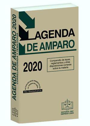 Agenda de Amparo 2020 / 42 ed. (Económica)