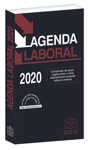 Agenda Laboral 2020 / 31 ed. (Económica)