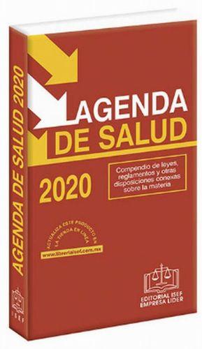 Agenda de Salud 2020 / 25 ed. (Económica)