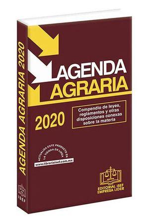 Agenda Agraria 2020 / 29 ed. (Económica)