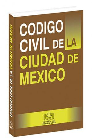 Código Civil de la Ciudad de México2020 / 12 ed. (Económica)