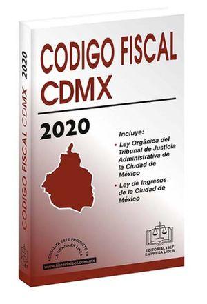 Código Fiscal CDMX 2020 (Económica)