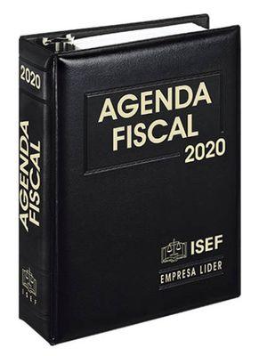 Agenda Fiscal y Complemento 2020 / 44 ed. (Ejecutiva)