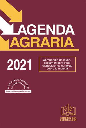 Agenda Agraria 2021 / 30 ed. (Económica)