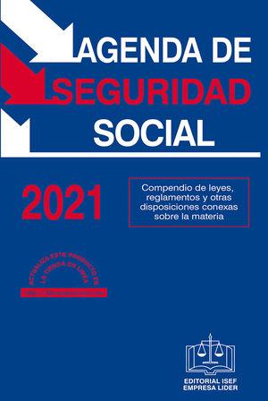 Agenda de Seguridad Social 2021 / 32 ed. (Económica)